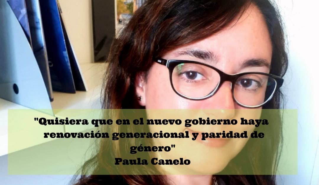 Paula Canelo analiza la cultura política de Cambiemos, el Kirchnerismo y el Progresismo