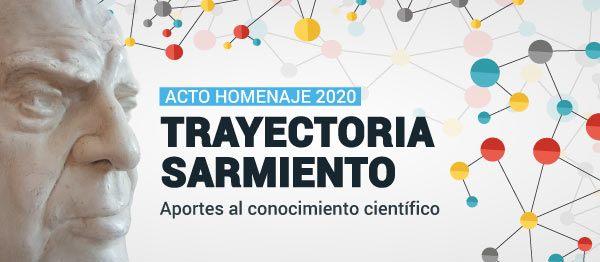 Trayectoria Sarmiento. Aportes al conocimiento científico