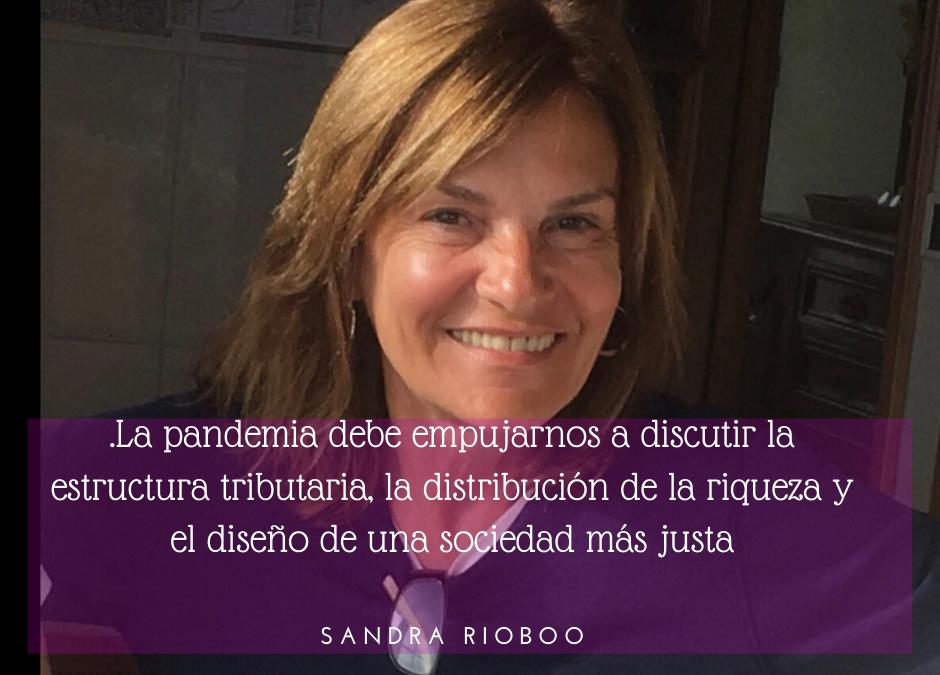 «Las ideas tienen su tiempo, los sueños no», Por Sandra Rioboo